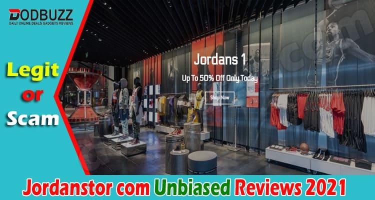 Jordanstor com Reviews 2021.