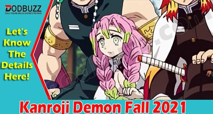 Kanroji Demon Fall 2021