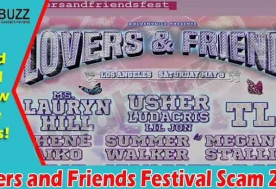 Latest News Lovers and Friends Festival 2021