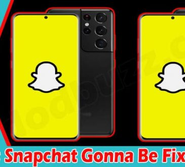 Latest News Snapchat Going to Be Fixed