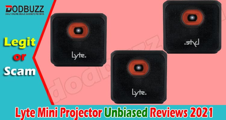 Lyte Mini Projector Reviews 2021