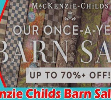 Mackenzie Childs Barn Sale 2021