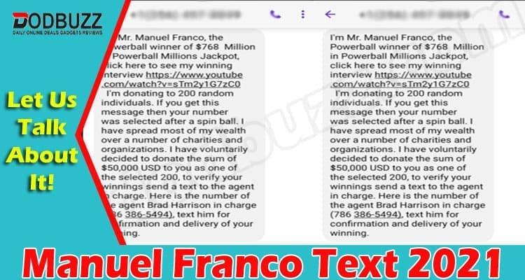 Manuel Franco Text 2021