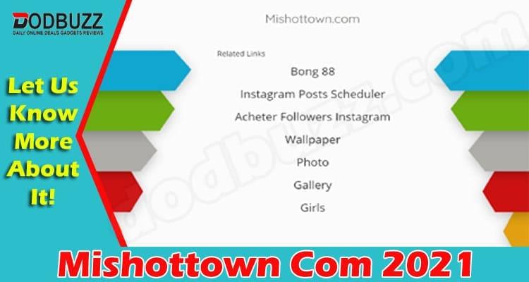 Mishottown Com 2021