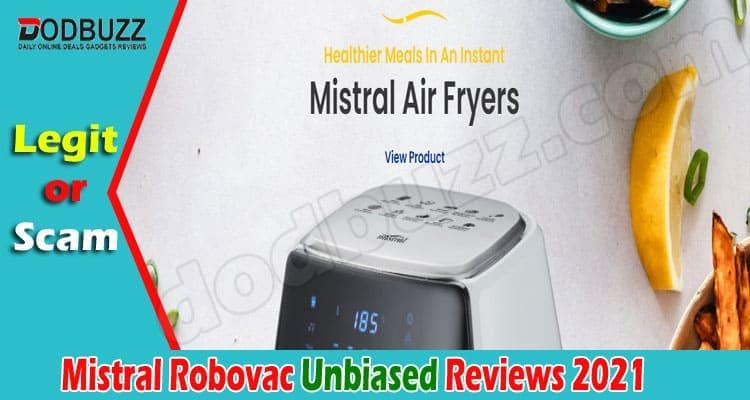 Mistral Robovac Reviews 2021