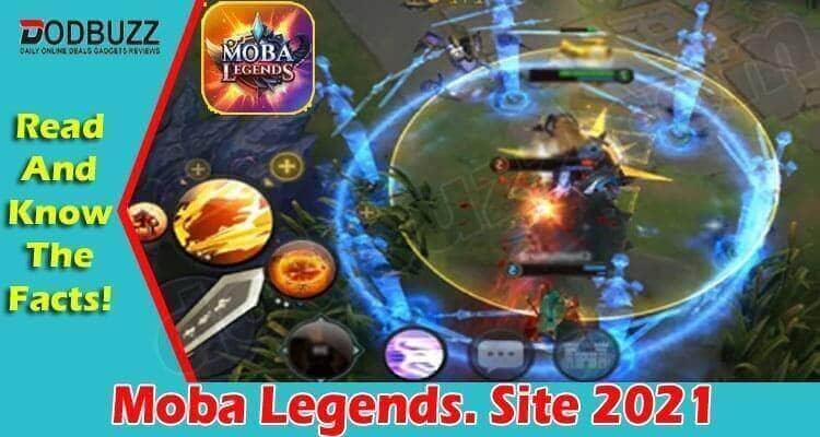 Moba Legends. Site 2021