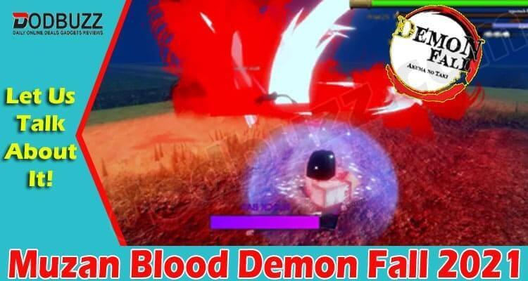 Muzan Blood Demon Fall 2021