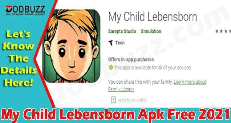 My Child Lebensborn Apk Free