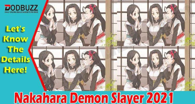 Nakahara Demon Slayer 2021