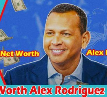 Net Worth Alex Rodriguez 2021 dodbuzz