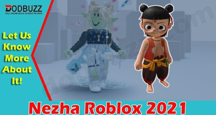Nezha Roblox 2021