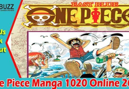 One Piece Manga 1020 Online 2021