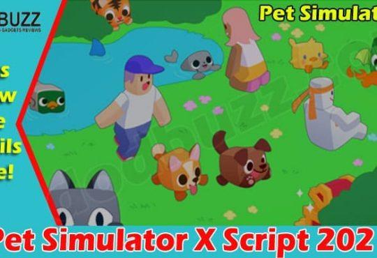 Pet Simulator X Script 2021