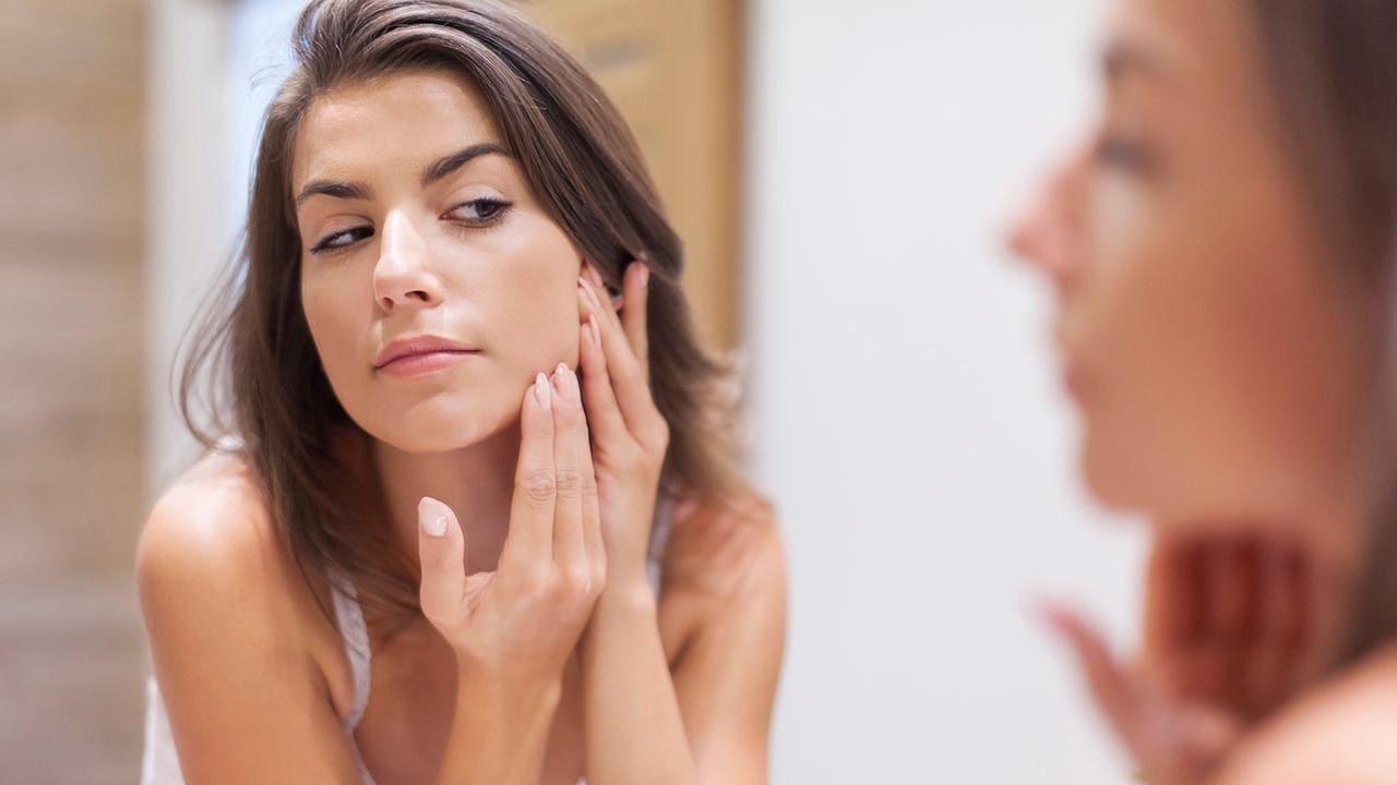 Probiotics can promote skin health