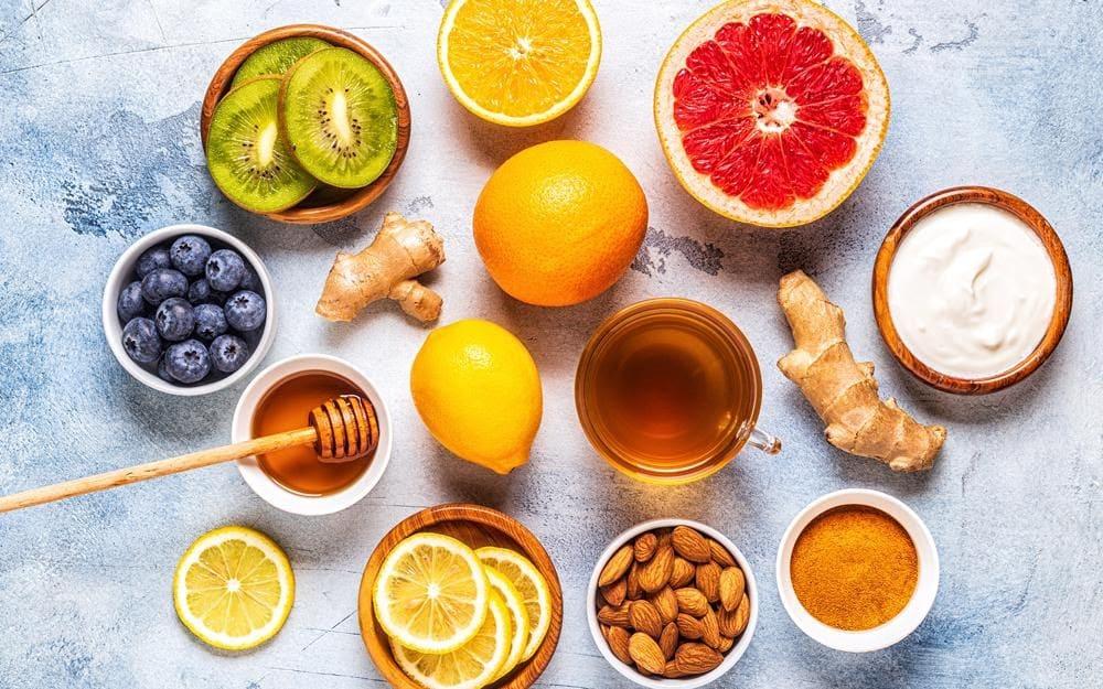 Probiotics support immune function
