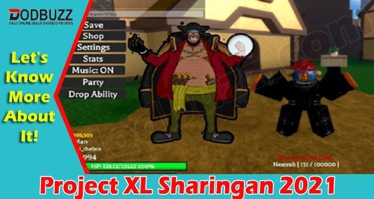 Project XL Sharingan 2021