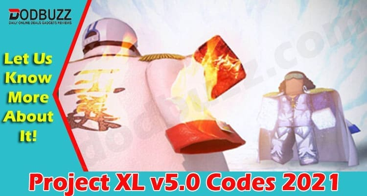 Project XL v5.0 Codes 2021