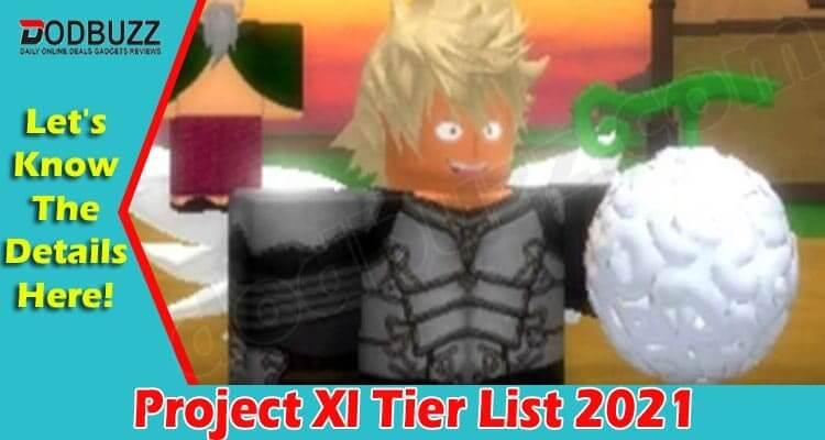 Project Xl Tier List 2021