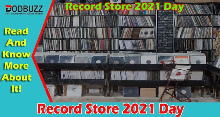 Record Store 2021 Day