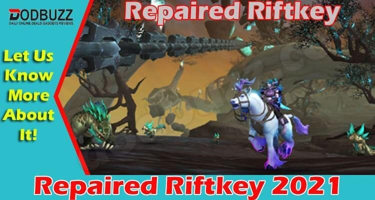 Repaired Riftkey 2021