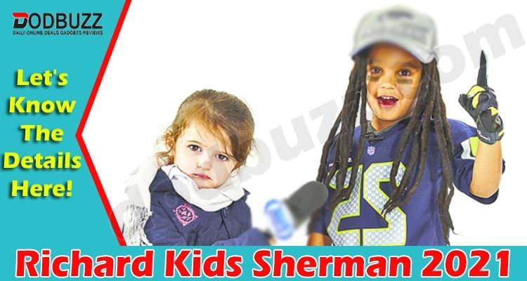 Richard Kids Sherman 2021