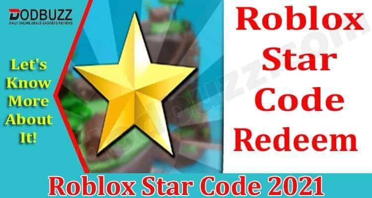 Roblox Star Code 2021