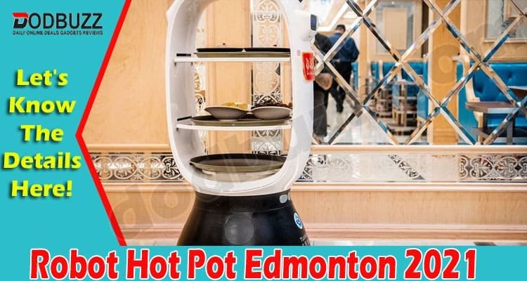 Robot Hot Pot Edmonton 2021