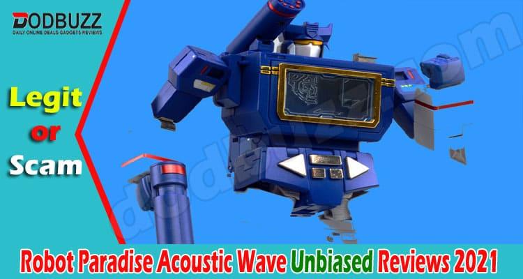 Robot Paradise Acoustic Wave 2021.