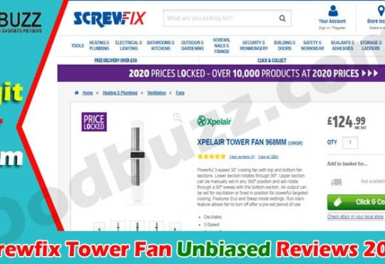 Screwfix Tower Fan Reviews 2021