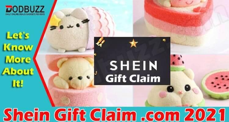 Shein Gift Claim .com (July 2021) Get Details Now!