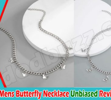 Shein Mens Butterfly Necklace Reviews (July) Is Legit