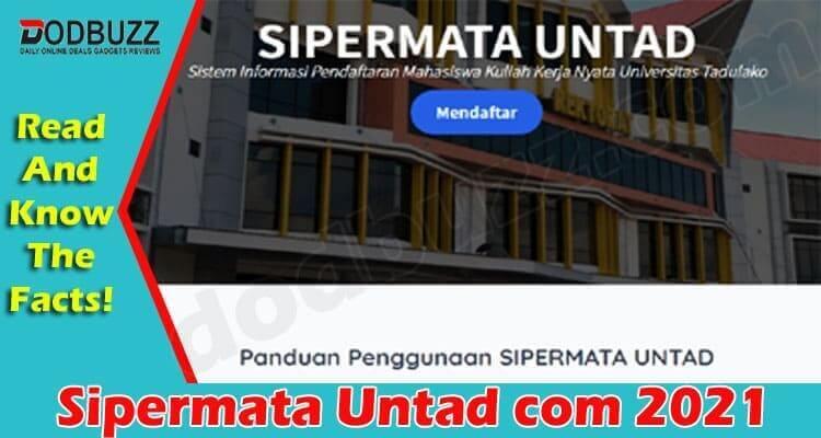 Sipermata Untad com 2021