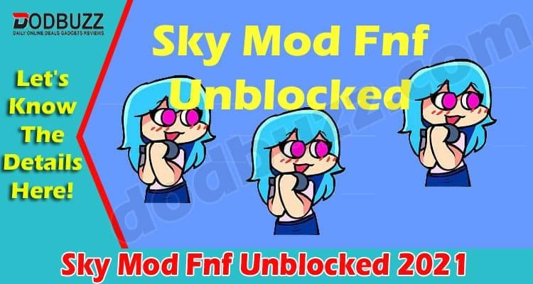 Sky Mod Fnf Unblocked 2021