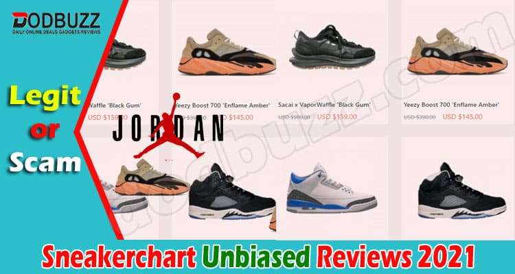 Sneakerchart Reviews 2021