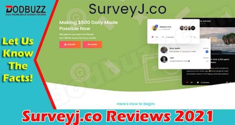 Surveyj.co Reviews 2021