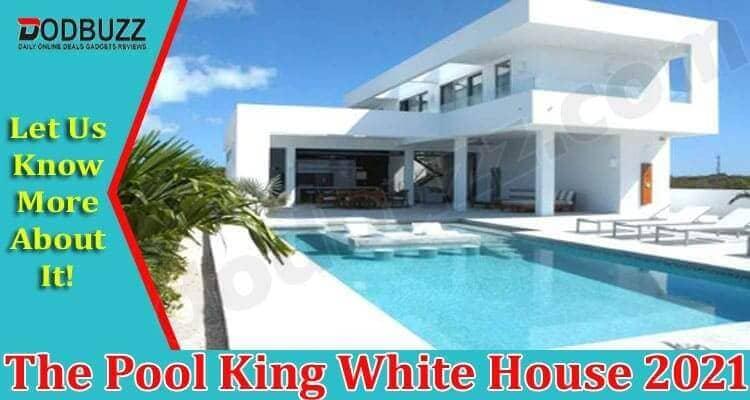 The Pool King White House 2011