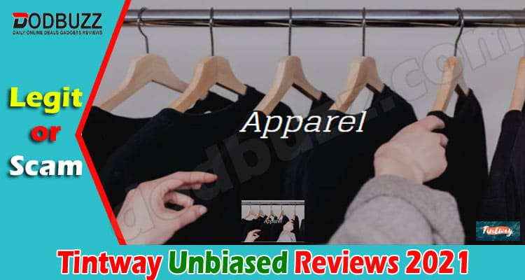 Tintway Reviews {July 2021} Is It Legit Or Another Hoax