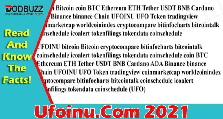 Ufoinu.Com 2021