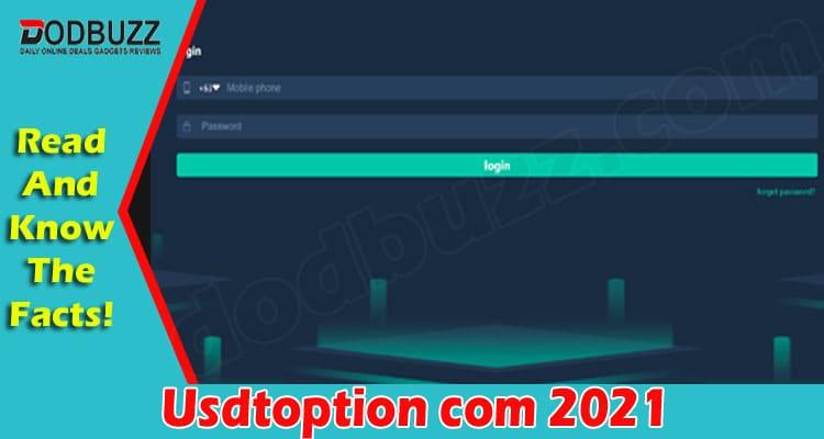 Usdtoption com 2021