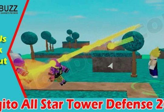 Vegito All Star Tower Defense 2021