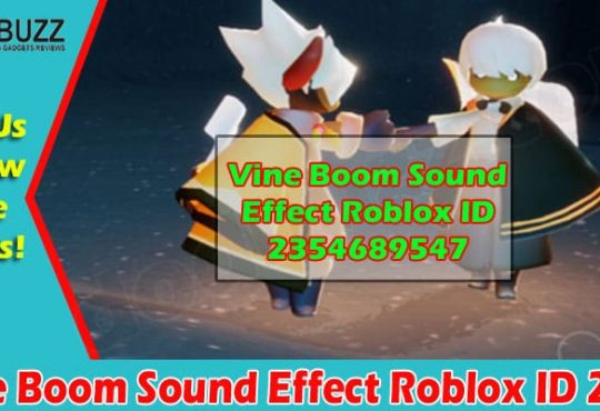 Vine Boom Sound Effect Roblox ID 2021