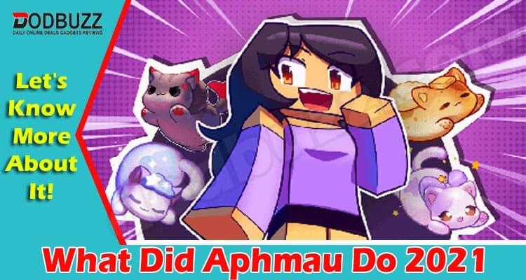 What Did Aphmau Do 2021.