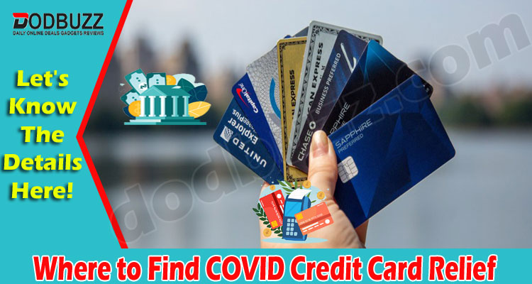 Where to Find COVID Credit Card Relief
