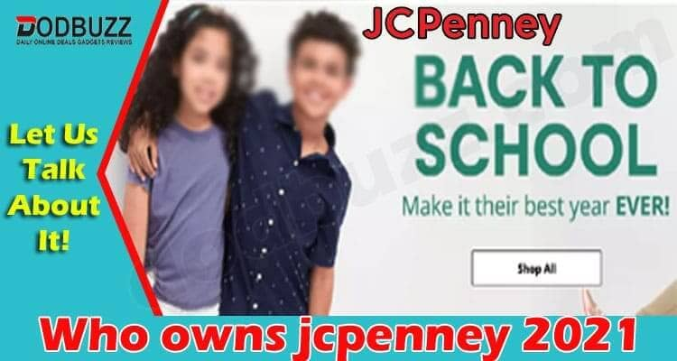 Who owns jcpenney 2021