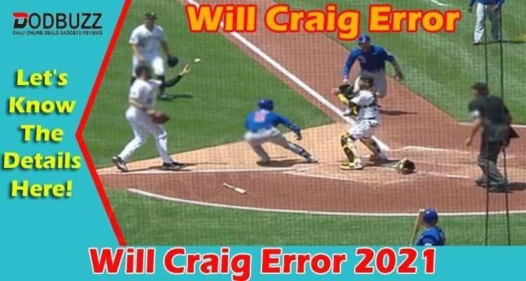 Will Craig Error 2021