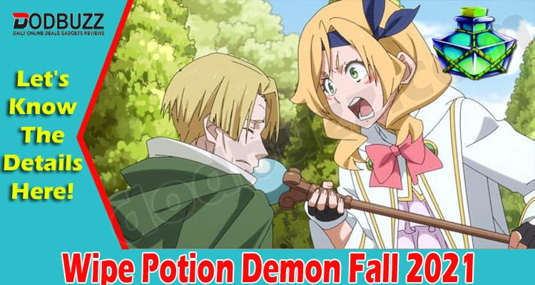Wipe Potion Demon Fall 2021