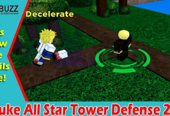 Yusuke All Star Tower Defense 2021