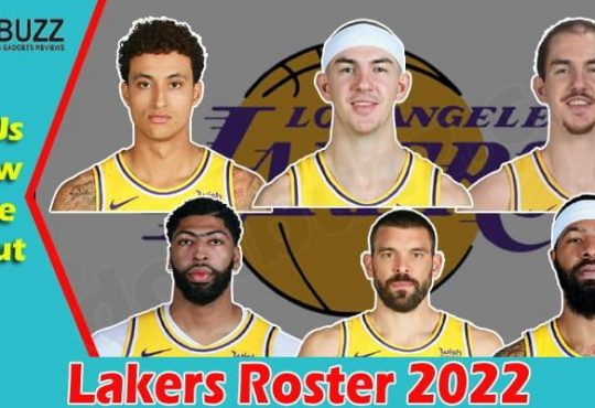 latest News Lakers Roster 2022