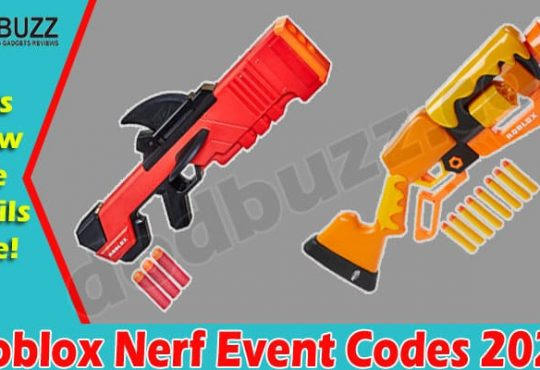 latest News Roblox Nerf Event Codes 2021