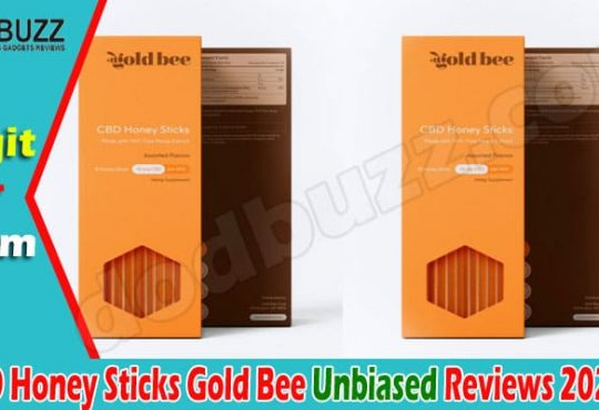 supplement online website reviews CBD Honey Sticks Gold Bee Review 2021 dodbuzz